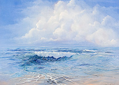 Tranquility - Seascape